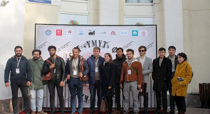 Azerbaijani movie receives best film award at VII CIS Young Cinema Forum in Bishkek
