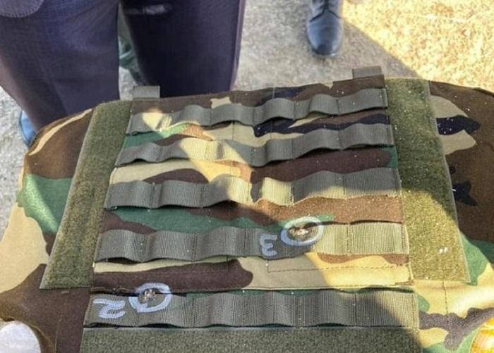 Azərbaycan Ordusu yerli zirehli gödəkçəni sınaqdan keçirdi