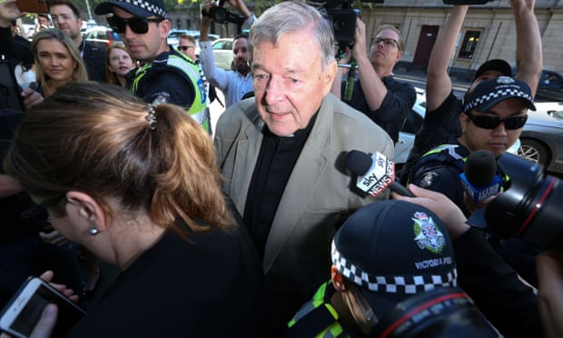 High court to decide if Cardinal George Pell can appeal child sexual abuse conviction