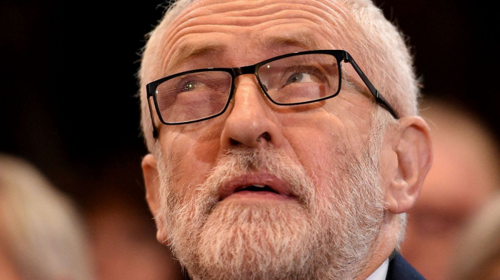 Le Parti travailliste britannique de Jeremy Corbyn victime d