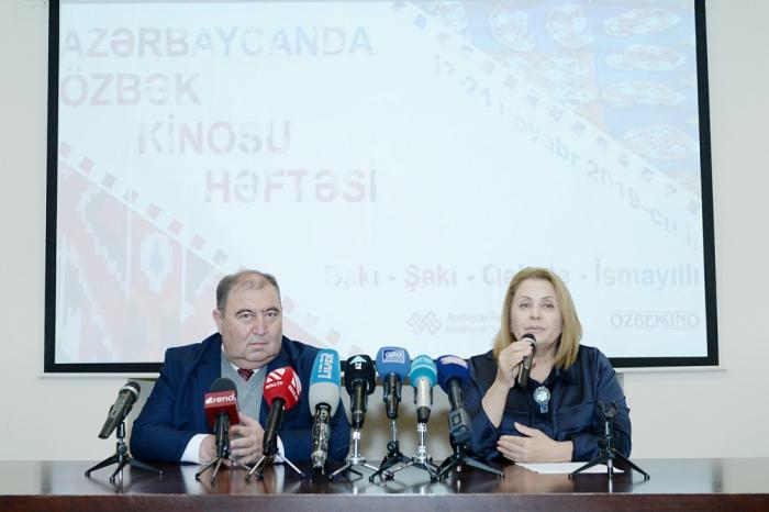Comienza la Semana del Cine Uzbeko en Bakú