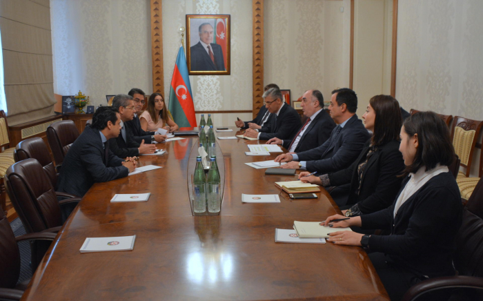 Columbia supports Azerbaijan's position on settlement of Karabakh conflict
