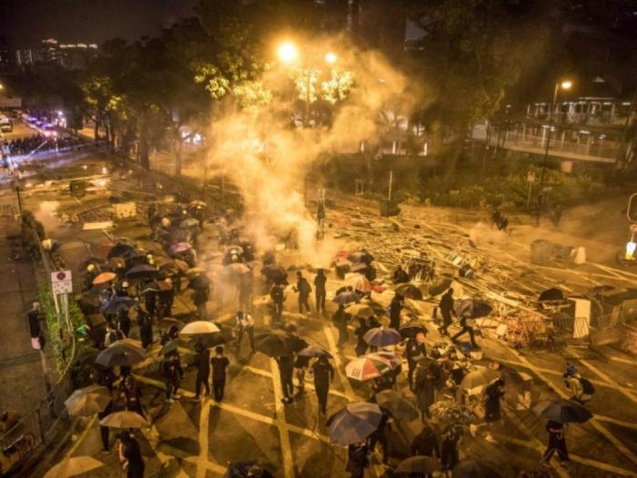 Le Congrès américain adopte une résolution soutenant Hongkong face à Pékin