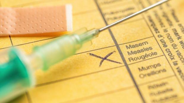 Bundestag beschließt Masern-  Impfpflicht in Kindergärten und Schulen