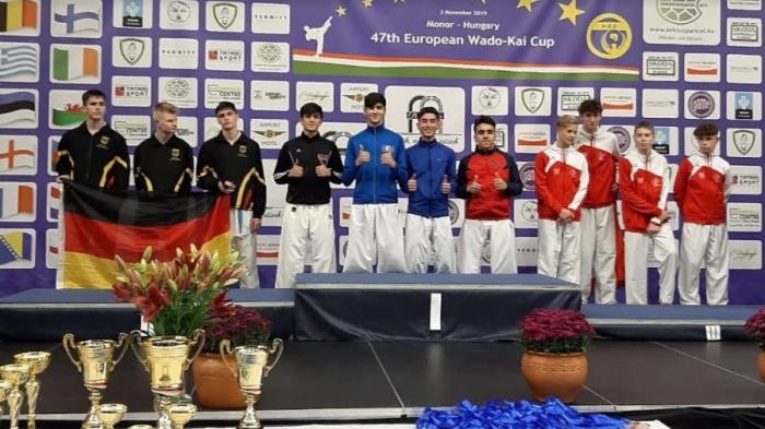 Cudoçularımız Avropada 7 medal qazandı