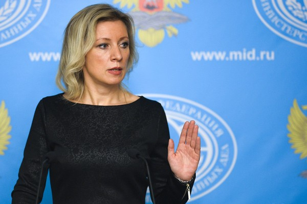 """Zajárova:   """"Las relaciones entre Rusia y Azerbaiyán cuentan con gran potencial"""""""