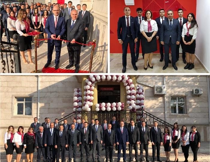 """""""Kapital Bank"""" Naxçıvandakı filiallarını yeniləyir"""