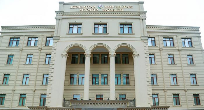 """Ministerio de Defensa: """"La potencia militar azerbaiyano siempre hace temer al enemigo"""""""