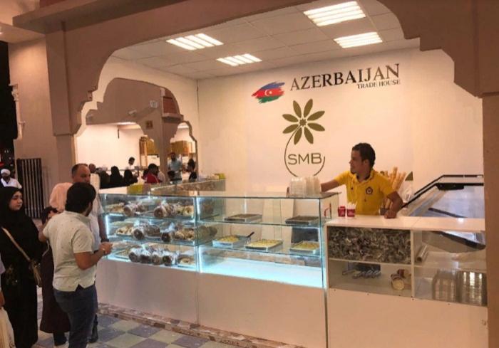 Azərbaycan məhsulları BƏƏ-də nümayiş olundu