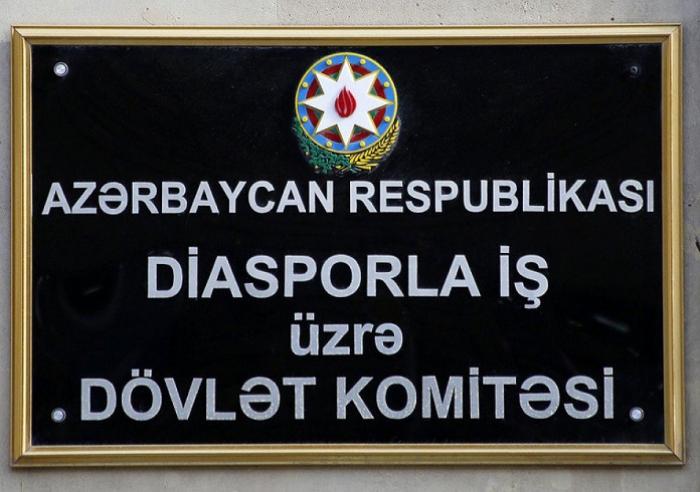 Diaspor Komitəsinin adı dəyişdirilsin-