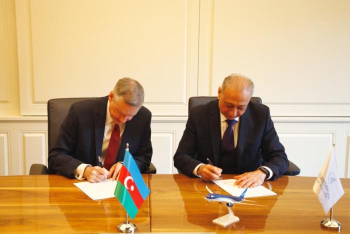 Azerbaijan Airlines alcanza acuerdos clave en el marco de Dubai Air Show 2019
