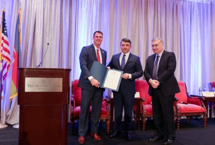 Azerbaiyán insta a las empresas estadounidenses a invertir en el sector agrario