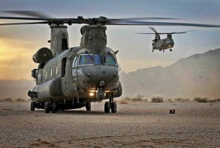 Əfqanıstanda helikopter qəzası - 2 ABŞ əsgəri ölüb
