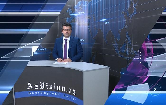 AzVision Nachrichten: Alman dilində günün əsas xəbərləri (18 noyabr) - VİDEO