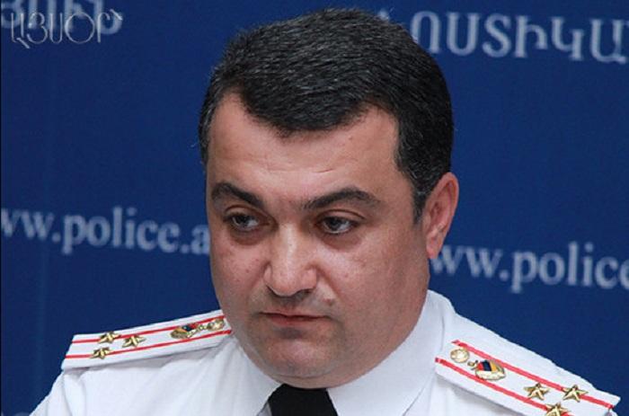 Erməni general Rusiyada öldü