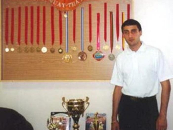 Tanınmış erməni idmançı Moskvada öldürüldü