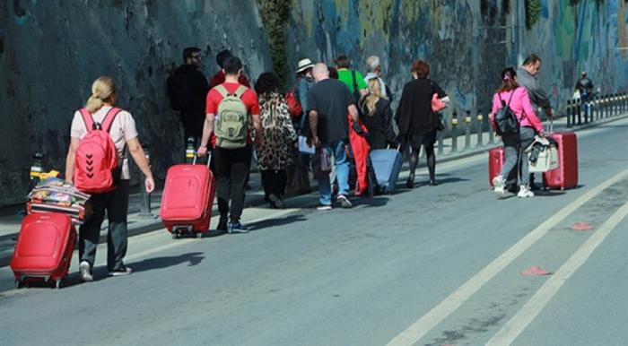 153 ألف و780 سائح من أذربيجان إلى جورجيا خلال شهر أكتوبر