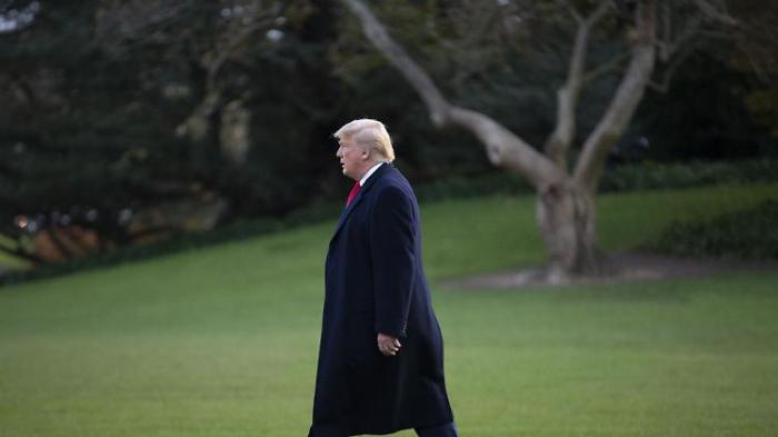 Hat Trump in der Mueller-Ermittlung gelogen?