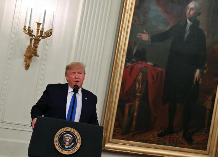Trump signe un compromis budgétaire pour éviter un «shutdown»