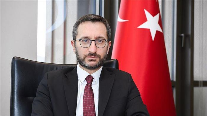 """Türkiyə PA: """"Avropanın təhlükəsizliyi bizdən asılıdır"""""""