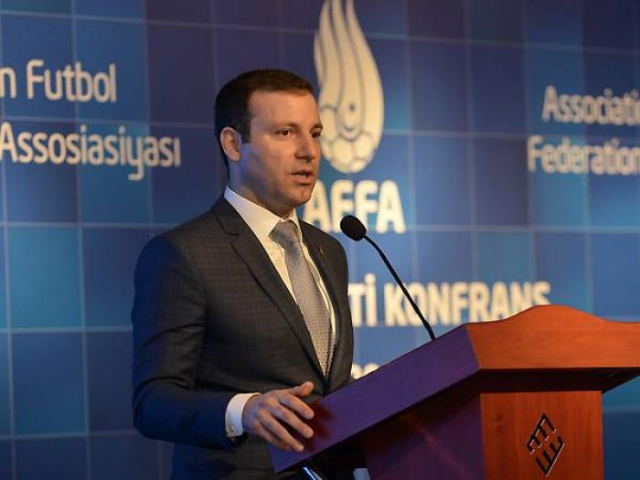 """""""Türkiyənin Bakıda 2 oyun keçirəcəyi bizi sevindirir"""" - AFFA-nın baş katibi"""
