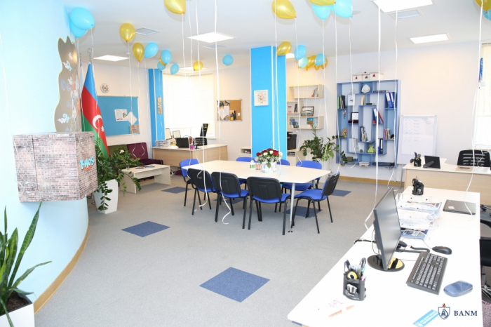 Se abre la Oficina de Programas Erasmus + e Internacionales en la Escuela Superior de Petróleo de Bakú