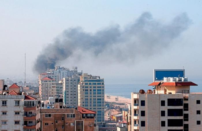 Israel erlebt Raketenangriffe wie schon lange nicht mehr