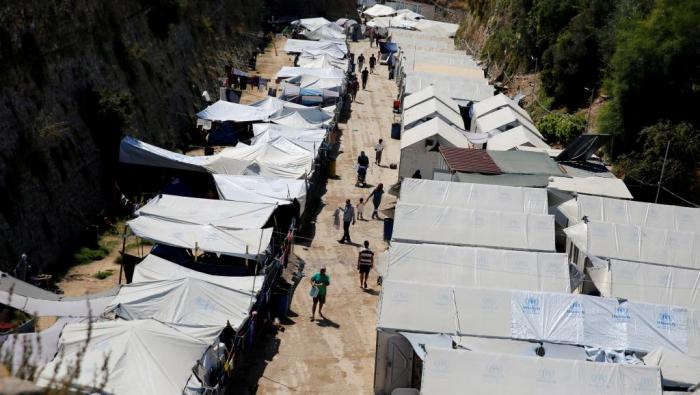 La Grèce va remplacer les trois plus grands camps de migrants par des structures fermées