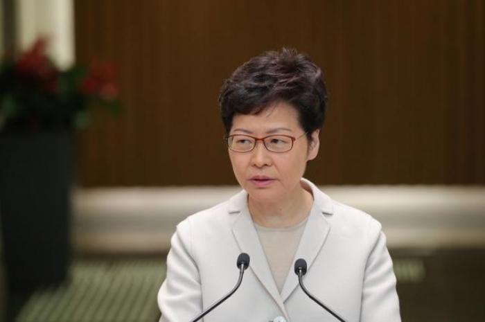 Humiliated at polls, Hong Kong