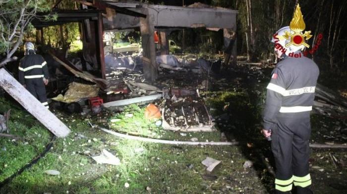 Tote und Verletzte durch Explosionen in Feuerwerksfabrik