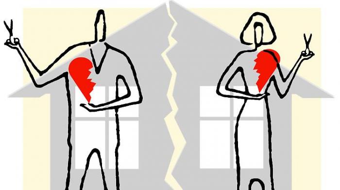 Scheidung: Was wird aus Auto und Wohnung?