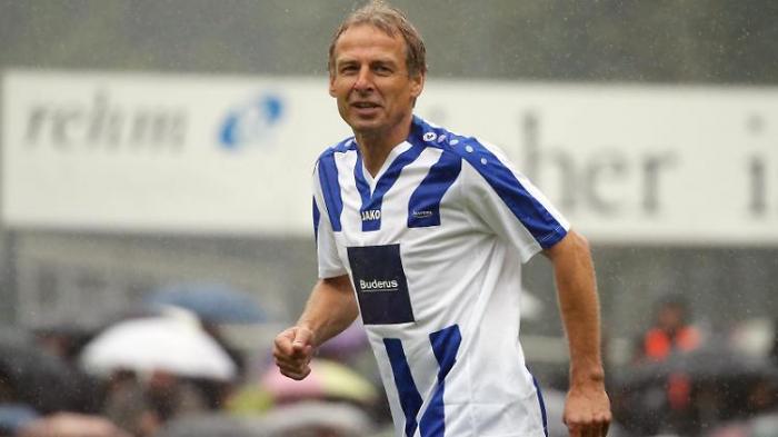 Klinsmann steigt bei Hertha BSC ein