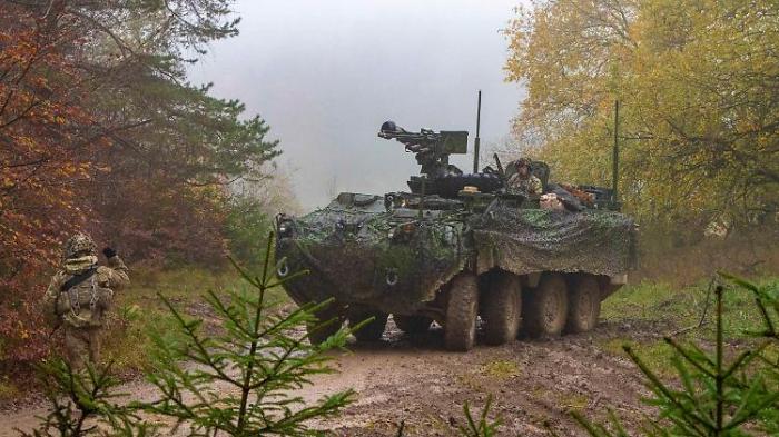 Maas reiht sich bei Nato-Verteidigern ein