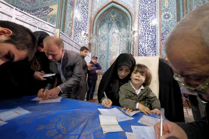 İranda növbəti parlament seçkilərinin vaxtı açıqlanıb