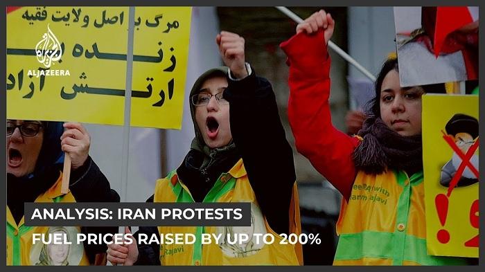 Offlayn etirazlar: İranda nə baş verir – TƏHLİL