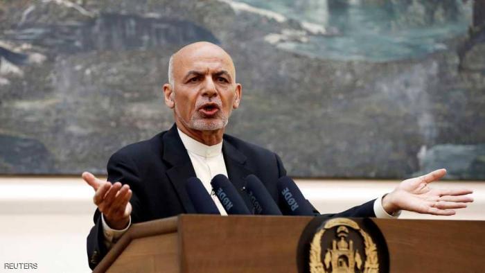 الرئيس الأفغاني يعلن الانتصار على داعش