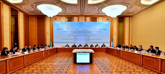 Asjabat acoge la sesión regular sobre transporte sostenible, tránsito y comunicación de SPECA