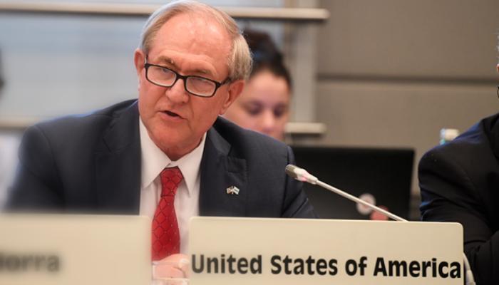 اقتراح الولايات المتحدة الى باكو ويريفان بشأن كاراباخ