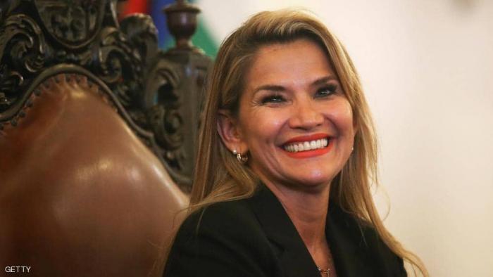 واشنطن تعترف بجانين آنيز رئيسة انتقالية لبوليفيا