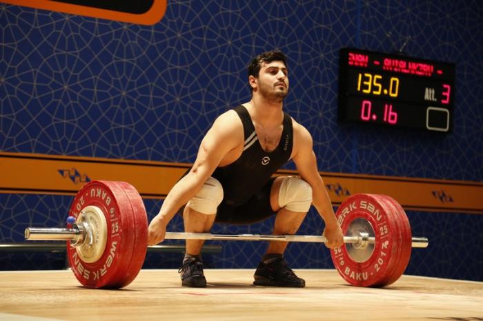 Ağır atletika üzrə Azərbaycan Kuboku başa çatıb