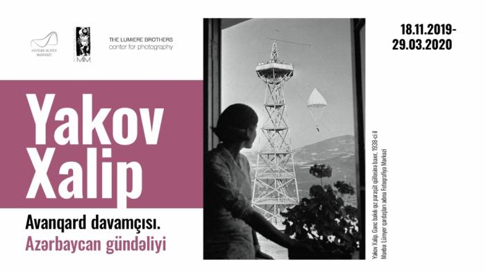 Heydar Aliyev Center to host retrospective exhibition by Russian photographer Yakov Khalip