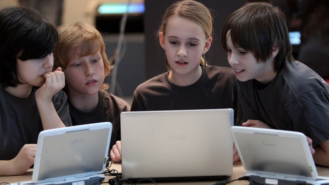 Who will keep kids safe in an AI world? -   OPINION
