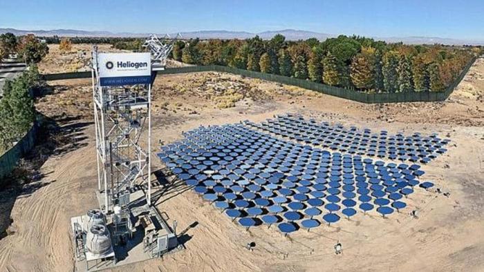"""""""الفرن الشمسي"""".. تقنية ثورية لمكافحة انبعاثات الغازات"""