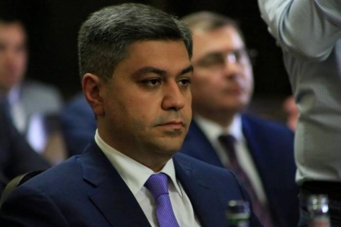 Ermənistan Futbol Federasiyasının prezidenti istefa verib