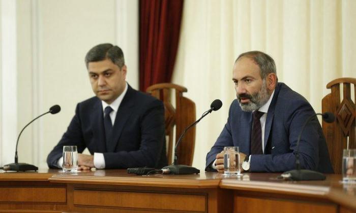 Vanetsyan Paşinyana qarşı ciddi mübarizəyə başlayır