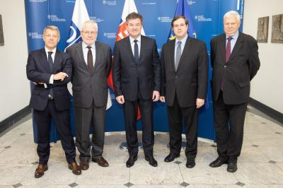 Karabakh conflict settlement issues discussed in Slovakia