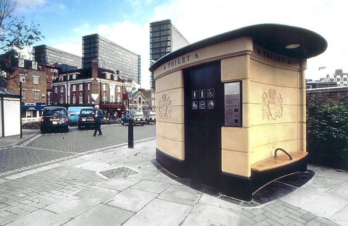 Regionlarda turistlər üçün tualetlər tikilir