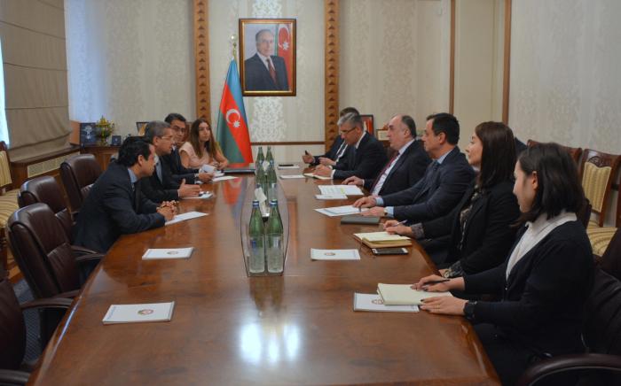 Kolumbien unterstützt Aserbaidschan in der Karabachfrage
