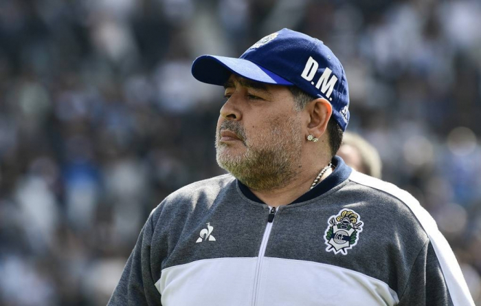 Maradona returns as coach of Argentina