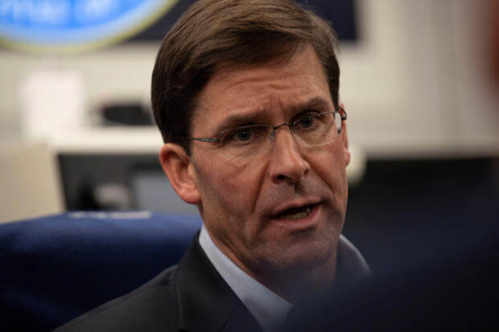 Pentagon chief wants Navy secretary to resign over SEAL case